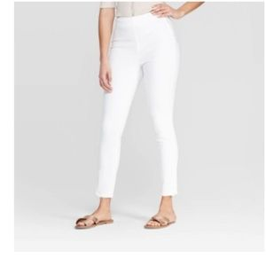 A NEW DAY Regular Fit HighRise Skinny Ankle Pants